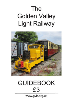 image: Front Cover of the GVLR Guidebook