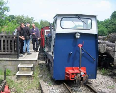 Image:- T Class at Leighton Buzzard Railway